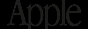 apple-text-vector-logo